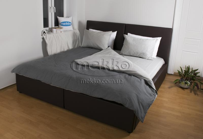 М'яке ліжко Enzo (Ензо) фабрика Мекко  Баштанка-9
